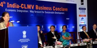 4th CLMV Business Conclave Witnesses a Grand Opening in Rajasthan.