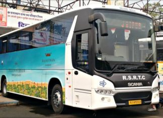 RSRTC buses