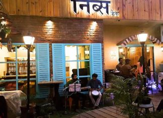 live music at cafes in Jaipur