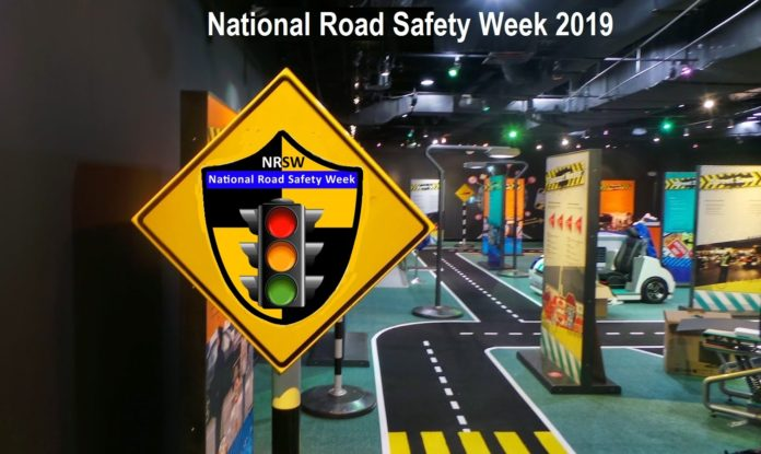 National Road Safety Week 2019