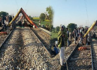 Rajasthan Gurjar Reservation Movement