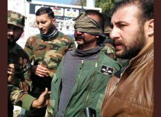 पाकिस्तानी सेना के कब्जे में विंग कमांडर अभिनंदन वर्धमान