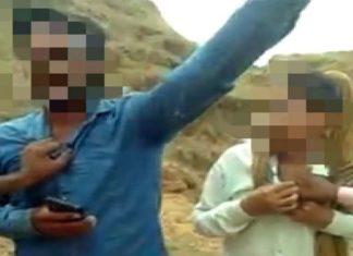अलवर बलात्कार मामले की वायरल तस्वीरें