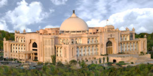 Rajasthan Legislative Assembly House Rajasthan Legislative Assembly House Out View