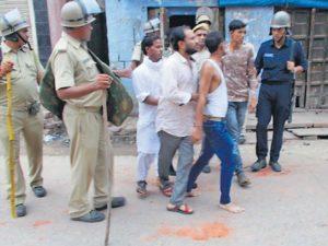 गंगापुर सिटी में दंगों के हालात जानबूझकर पैदा करने की कोशिश की गई